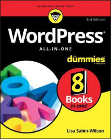 Wordpress All-In-One for Dummies, 3rd Edition av Lisa Sabin-Wilson (Heftet)