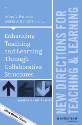 Omslag - Enhancing Teaching and Learning Through Collaborative Structures: 148