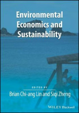 Omslag - Environmental Economics and Sustainability