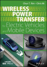 Omslag - Wireless Power Transfer for Electric Vehicles and Mobile Devices
