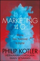 Marketing 4.0 av Philip Kotler, Hermawan Kartajaya og Iwan Setiawan (Innbundet)
