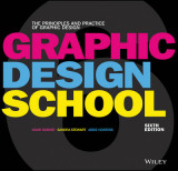 Omslag - Graphic Design School