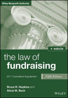 The Law of Fundraising 2017: Cumulative Supplement av Bruce R. Hopkins og Alicia M. Kirkpatrick (Heftet)