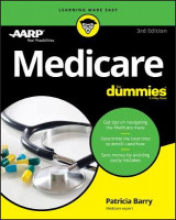 Omslag - Medicare For Dummies