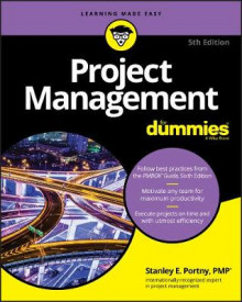 Project Management For Dummies av Consumer Dummies (Heftet)
