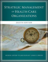 Omslag - The Strategic Management of Health Care Organizations