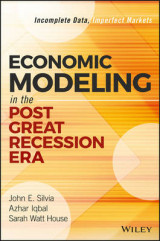 Omslag - Economic Modeling in the Post Great Recession Era