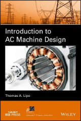 Omslag - Introduction to AC Machine Design