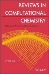 Omslag - Reviews in Computational Chemistry: Volume 30