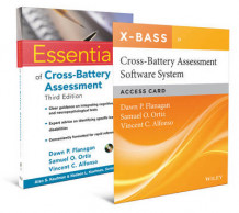 Essentials of Cross-Battery Assessment: With Letter and XBass Registration Card av Dawn P. Flanagan, Samuel O. Ortiz og Vincent C. Alfonso (Heftet)