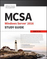 Omslag - MCSA Windows Server 2016 Study Guide: Exam 70-741