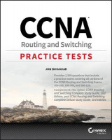 Omslag - CCNA Routing and Switching Practice Tests