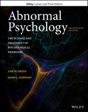 Abnormal Psychology av Sheri L. Johnson og Ann M. Kring (Perm)