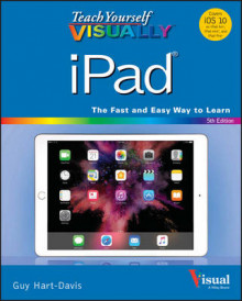 Teach Yourself Visually Ipad, 5th Edition av Guy Hart-Davis (Heftet)
