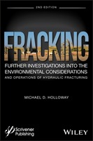 Fracking av Michael D. Holloway (Innbundet)