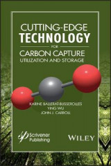 Omslag - Cutting-Edge Technology for Carbon Capture, Utilization, and Storage