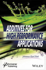 Omslag - Additives for High Performance Applications