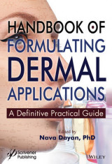 Omslag - Handbook of Formulating Dermal Applications
