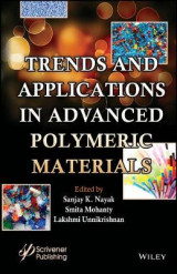 Omslag - Trends and Applications in Advanced Polymeric Materials