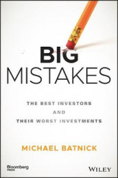 Big Mistakes av Michael Batnick (Innbundet)