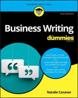 Omslag - Business Writing For Dummies