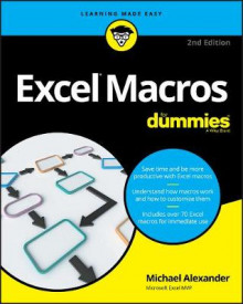 Excel Macros for Dummies, 2nd Edition av Michael Alexander (Heftet)