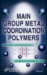 Omslag - Main Group Metal Coordination Polymers