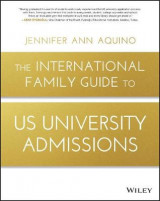 Omslag - The International Family Guide to US University Admissions