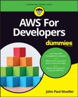 Omslag - AWS for Developers For Dummies