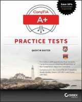 Omslag - CompTIA A+ Practice Tests