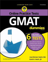 Omslag - GMAT For Dummies