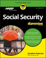 Omslag - Social Security For Dummies