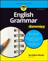 English Grammar For Dummies av Geraldine Woods (Heftet)