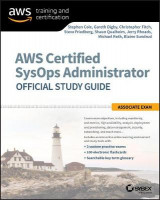 Omslag - AWS Certified SysOps Administrator Official Study Guide