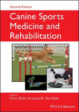 Omslag - Canine Sports Medicine and Rehabilitation