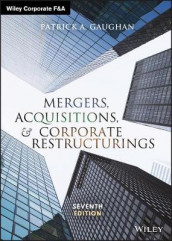 Mergers, Acquisitions, and Corporate Restructurings av Patrick A. Gaughan (Innbundet)
