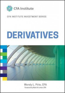 Derivatives av Jerald E. Pinto og CFA Institute (Innbundet)