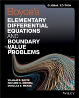 Elementary Differential Equations and Boundary Value Problems, Eleventh Edition, Global Edition av William E. Boyce, Richard C. DiPrima og Douglas B. Meade (Heftet)