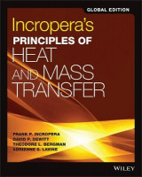 Omslag - Incropera's Principles of Heat and Mass Transfer