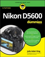 Nikon D5600 For Dummies av Julie Adair King (Heftet)