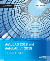 Omslag - AutoCAD 2018 and AutoCAD LT 2018 Essentials