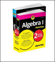 Algebra I Workbook For Dummies with Algebra I For Dummies 3e Bundle av Mary Jane Sterling (Heftet)
