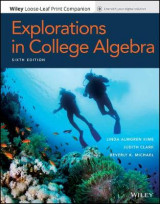 Omslag - Explorations in College Algebra