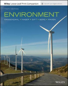 Environment av David M. Hassenzahl, Mary Catherine Hager, Nancy Y. Gift, Linda R. Berg og Peter H. Raven (Perm)