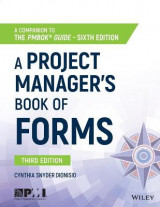 Omslag - A Project Manager's Book of Forms