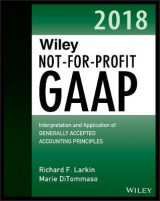 Omslag - Wiley Not-for-Profit GAAP 2018