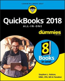 QuickBooks 2018 All-in-One For Dummies av Stephen L. Nelson (Heftet)