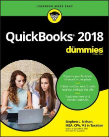 QuickBooks 2018 For Dummies av Stephen L. Nelson (Heftet)