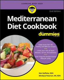 Mediterranean Diet Cookbook For Dummies av Meri Raffetto og Wendy Jo Peterson (Heftet)