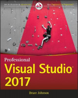 Omslag - Professional Visual Studio 2017